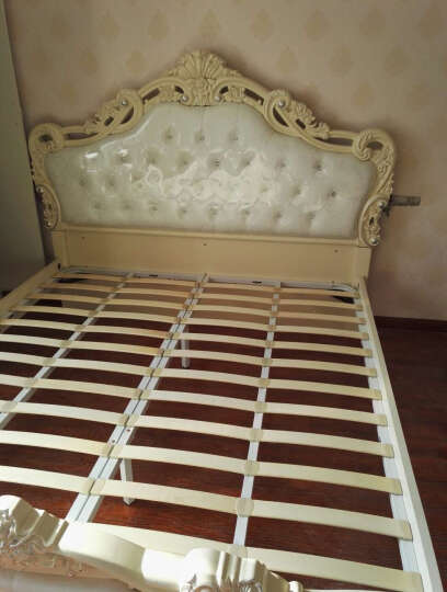 fyxd菲艺轩床 欧式双人床法式实木公主婚床小户型