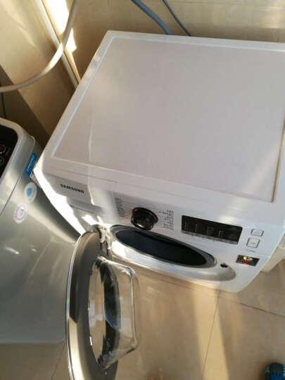 三星(SAMSUNG)7公斤全自动滚筒洗衣机 智能变频 APP检测 超大投衣口 WW70J5230GS(银) 晒单图