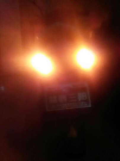 君乡摩托车改装开关双闪开关改装配件 转向灯 刹车断电开关 危险灯电源开关熄火开关 带支架喇叭开关绿色 晒单图
