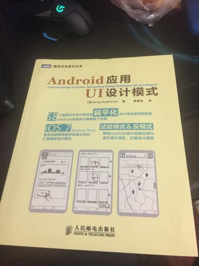 Android应用UI设计模式 晒单图