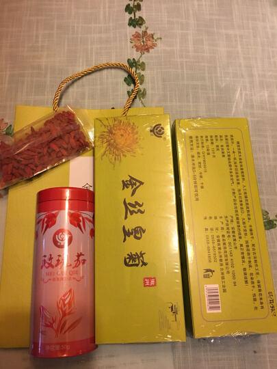 【买1送1】徽源 金丝皇菊礼盒新花上市  买2送礼袋 晒单图