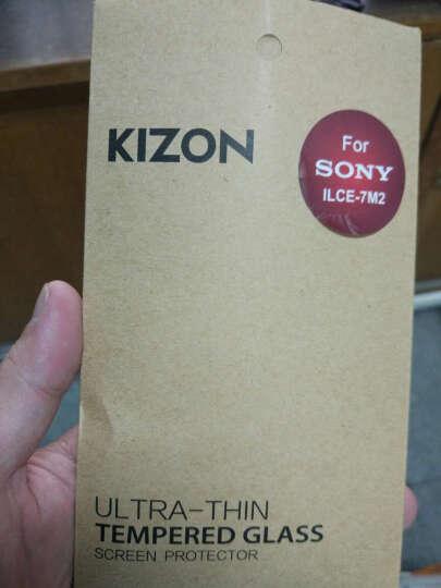 启踪 (KIZON) 相机屏幕贴膜 钢化玻璃膜 索尼ILCE A7II A7R2 A7M2 A7S 晒单图