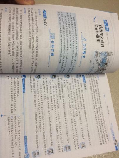 小学教学全解 五年级语文下 人教版 教师用书 2017春 晒单图
