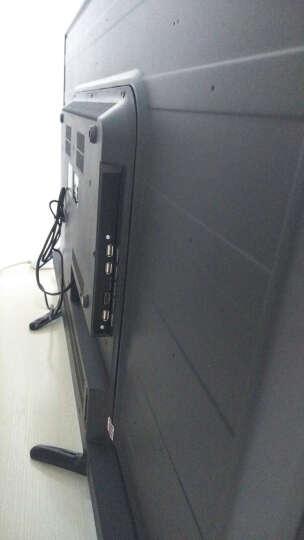 模卡(MOOKA) 50A6 海尔50英寸 安卓智能网络窄边框全高清LED液晶电视 (黑色) 晒单图