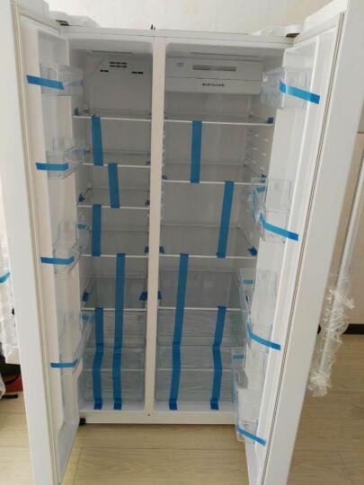 海尔(Haier)BCD-571WDPF 571升 风冷无霜对开门冰箱  电脑控温双循环 晒单图