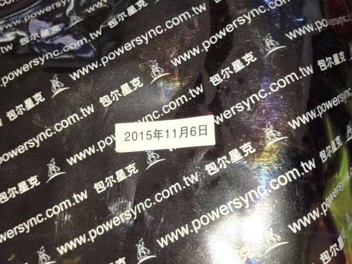 包尔星克 电脑主机显示器电饭煲电水壶家用电器抗摇摆品字尾电源线双色2米(PowerSync)PWC-KPC20 晒单图