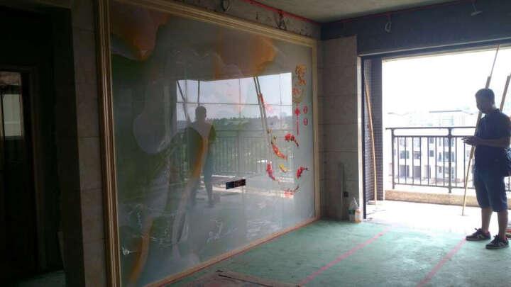 瓷刻 电视背景墙瓷砖 电视墙瓷砖 荷塘月色3D 玉雕UV 晒单图