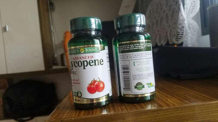 自然之宝(Nature's bounty) 自然之宝番茄红素软胶囊片美国进口 男士备孕 番茄玛咖组合装 晒单图