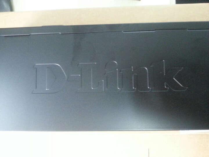 友讯(D-Link)dlink DGS-1016D 非网管 千兆 交换机16口 办公家用桌面式 晒单图