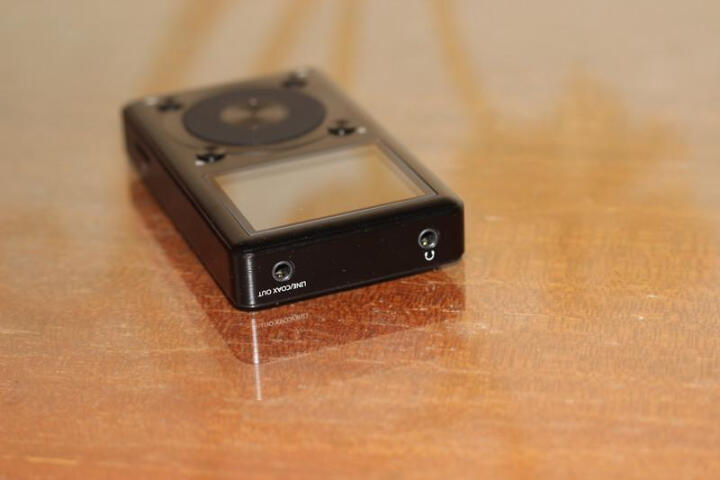 飞傲(FiiO)X3二代 便携无损音乐播放器hifi音质 黑色 晒单图