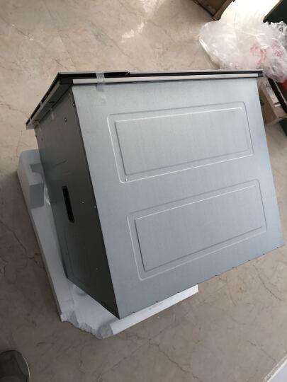 GOVOS 德国蒸烤箱一体机嵌入式 大容量二合一蒸箱烤箱 家用电蒸炉蒸汽炉内嵌式保温箱R01A【S】 晒单图