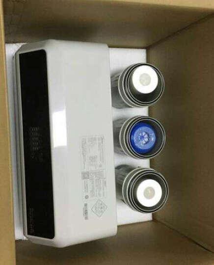 美的(Midea)家用净水器 净水机 直饮机 滤芯美国进口3年长寿 1:1低废水净水器MRC1686A-50G(升级版) 晒单图