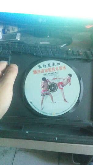 散打基本功:腿法进攻型技术训练(DVD) 晒单图