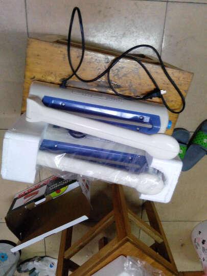 纳丽雅 封口机手压迷你包装机家用塑料袋塑封机手动铝箔薄膜热封机 白色 晒单图