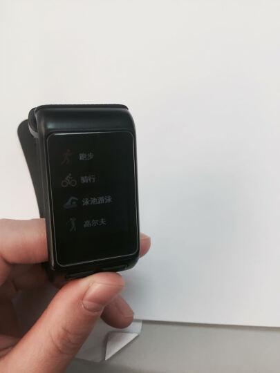佳明(Garmin) vivoactive HR光电心率手环智能手表蓝牙来电提醒GPS定位 黑色 晒单图