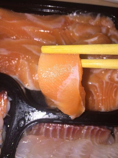 万聚鲜城 智利三文鱼刺身拼盘500g 袋装 生鱼片  晒单图