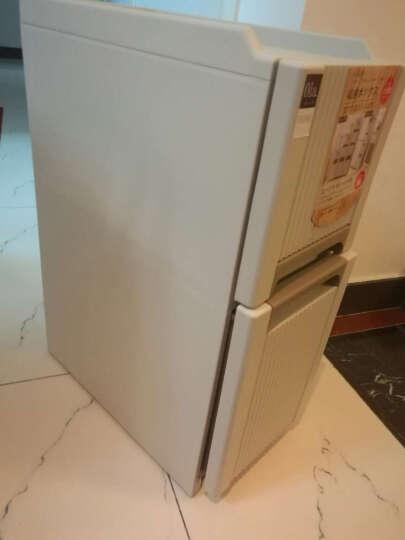 艾多(MULTI-AI) 艾多夹缝收纳柜分层抽屉缝隙储物整理柜杂物零食冰箱侧洗衣机边柜 18CM四层透明抽屉 单只装 破损包赔 晒单图