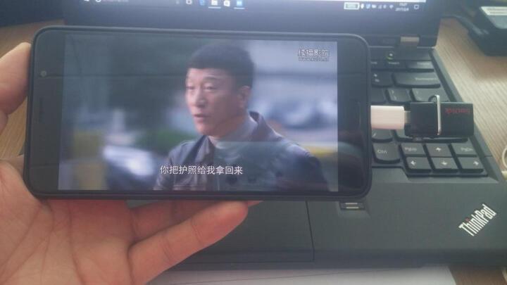 绿联 Type-C转接头 安卓OTG数据线转换头 Micro USB转Type-C手机充电线转换器 支持华为荣耀小米乐视 30154白 晒单图