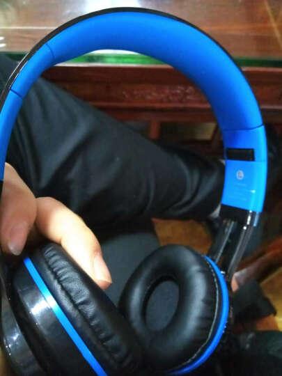 Sound Intone蓝牙耳机头戴式 无线带麦音乐重低音手机电脑笔记本台式通用耳麦 SoundIntone BT-06 纯白色 晒单图