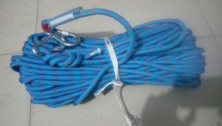 户外登山绳攀岩绳静力绳子 绳扣(单拍不发) 晒单图