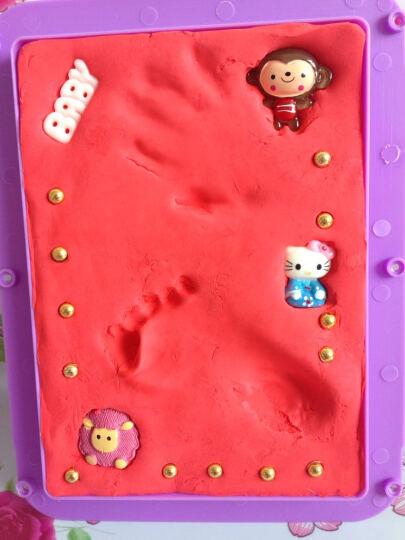 未来精英宝宝纪念品 小饰品 手脚印饰品 kitty随机一个 晒单图