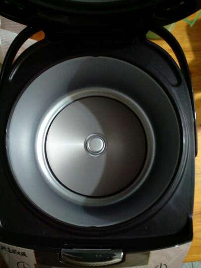 美的(Midea)电饭煲 金属机身 24小时智能预约 聚能釜内胆4L电饭锅MB-WFS4029 晒单图