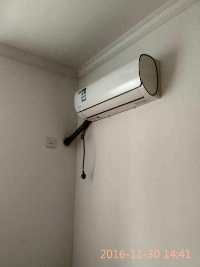美的(Midea)变频空调智弧 冷暖壁挂机智能APP家用空调 35GW/BP2DN1Y-DA300(B3)E 晒单图