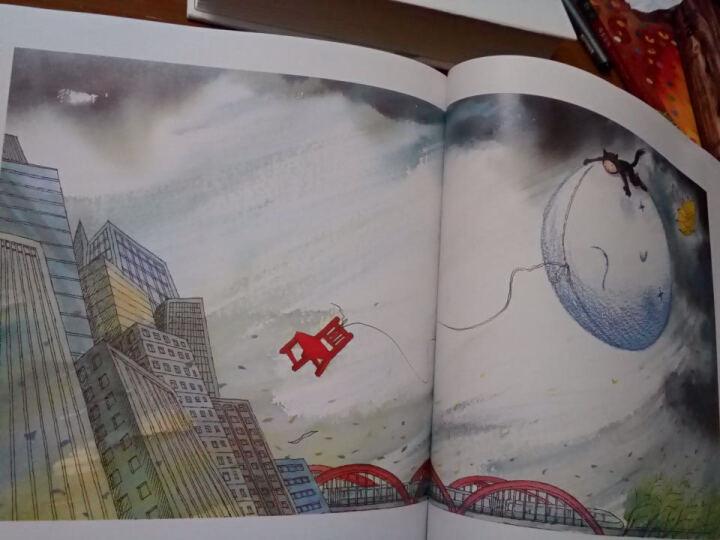 几米作品集(月亮忘记了+森林唱游)(套装共2册) 晒单图