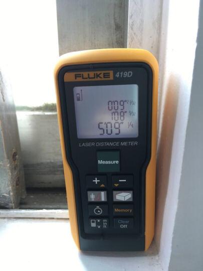 福禄克激光测距仪 F414D F424D F419D  手持式红外线测距仪 F424D (100米激光测距仪) 晒单图