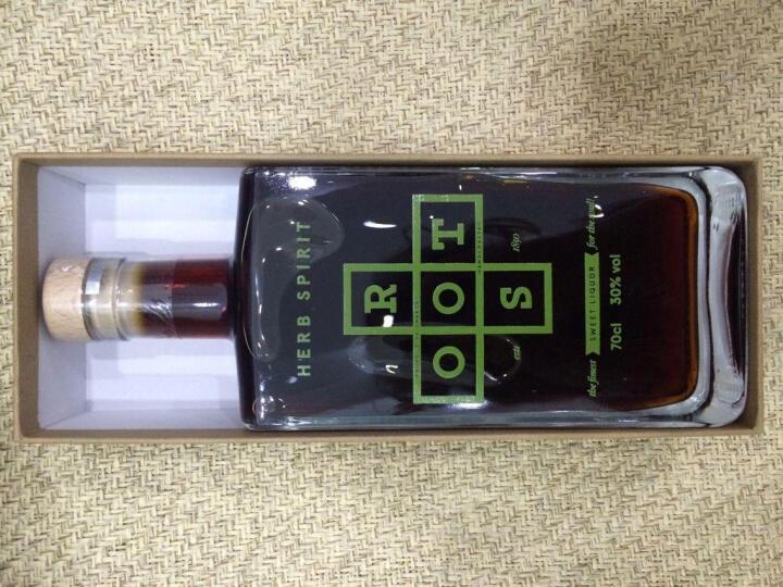 roots乐赐进口希腊版野格洋酒乳香蜂蜜肉桂水果香配制烈酒 350ML 晒单图