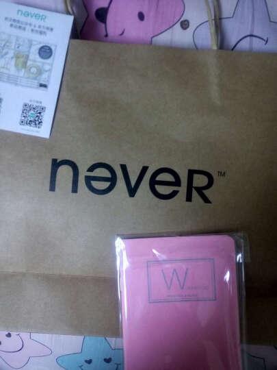 never礼品袋手提袋纸袋纸袋礼赠包装袋礼物袋盒环保纸袋 牛皮纸 晒单图