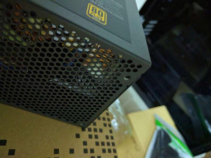 讯景(XFX)额定750W XTR750 电源 (80PLUS金牌/全模组/5年质保/支持背线) 晒单图
