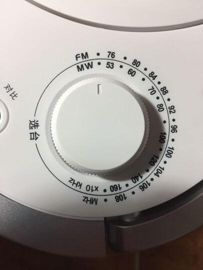 熊猫(PANDA)CD-950 DVD复读机 播放机 CD机 胎教机 磁带录音机 收音收录机 插卡MP3播放器音响 晒单图