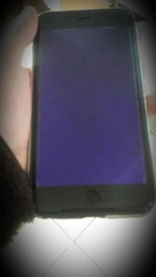飞创 苹果7/8钢化膜iPhone7Plus全屏全覆盖3D抗蓝光防爆手机玻璃保护贴膜 7/8Plus★亮黑色【软边高清版】 晒单图