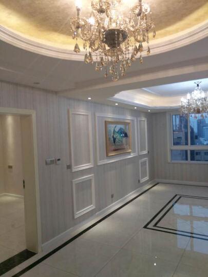 心泊玄关装饰画欧式美式新中式走廊壁画过道竖款挂画