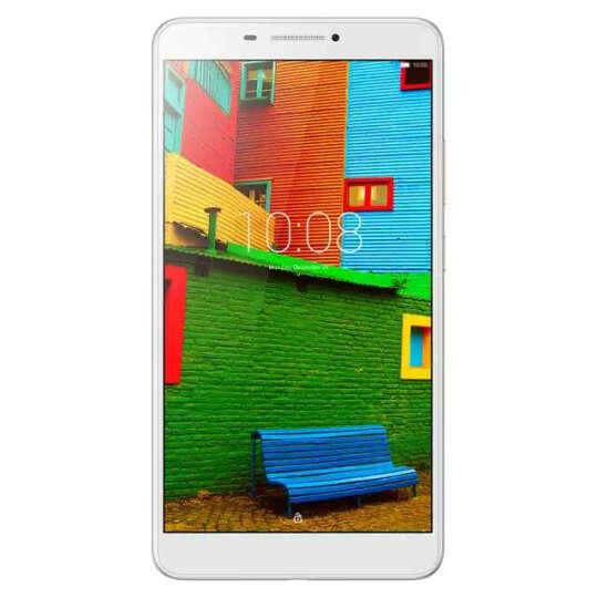 联想(Lenovo)PB1-750P 7英寸平板电脑pad手机 双卡双待 白色 移动4G 晒单图