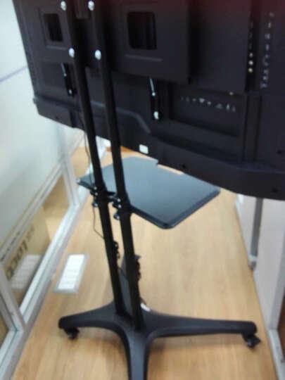乐歌  32-65英寸电视推车 移动电视挂架子 电视机落地支架 会议室/家用 55/60英寸小米创维夏普等通用PSF311B 晒单图