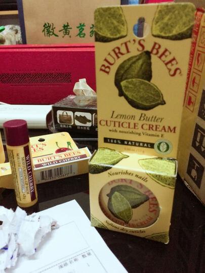 小蜜蜂(BURT'S BEES) 美国进口天然润唇膏 保湿修护儿童 孕妇唇膏 孕妇护肤品 蜂蜡 经典款 基本无味薄荷清凉 晒单图