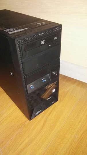 联想(ThinkServer) 塔式服务器主机 TS250(TS240升级版)台式机电脑 CPU i3 7100主机 8G内存 3*1T硬盘 晒单图
