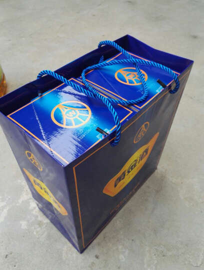 白酒 39度五粮液黄金酒单盒装 黄金万福  露酒 送礼佳品 480ml 晒单图