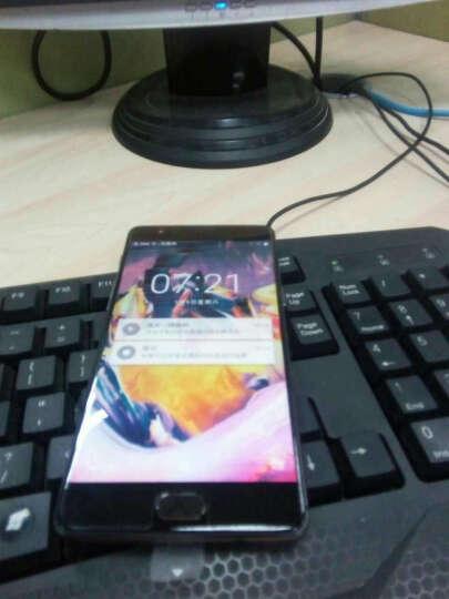 一加手机3T (A3010) 6GB+64GB 枪灰版 全网通 双卡双待 移动联通电信4G手机 晒单图