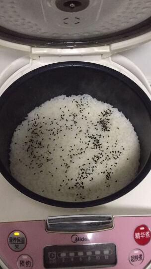 适用于美的电饭煲锅内胆原装厂3L4L5升配件黄晶蜂窝不粘锅 4L 晒单图