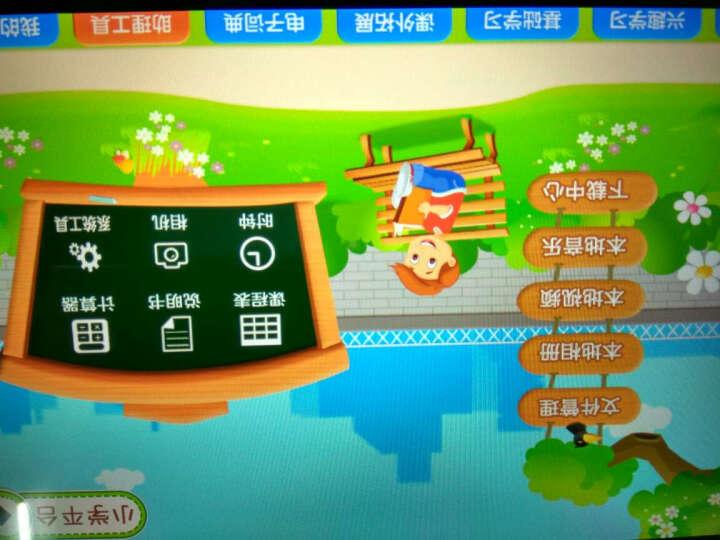摩天宝 智能教育八核儿童学习机平板电脑小学初中高同步点读机10.1英寸英语家教机电子词典翻译机 金属八核3G运行64G内存版+64G卡 晒单图