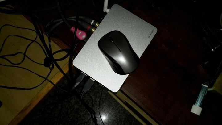海美迪 Q5四代旗舰升级 高清网络电视机顶盒子4k 杜比3D蓝光硬盘播放器 晒单图