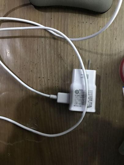 三星(SAMSUNG)充电器原装正品 安卓手机USB数据线2A旅行充电线头通用三星华为小米 快充款9.0V1.67A充电头+1.5米线套装 晒单图