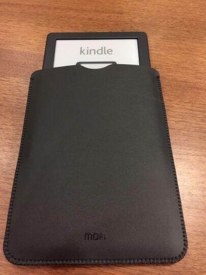 莫凡(Mofi)Kindle Voyage 保护套Kindle 1499保护壳 薄款 智能休眠自动吸附功能电子书皮套 黑色 晒单图