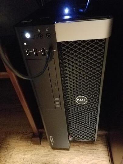 戴尔(DELL) T5810专业图形工作站 塔式台式电脑 主机 E5-1620V4 四核3.5GHz 16G内存1T+128G固态M2000-4G独显 晒单图