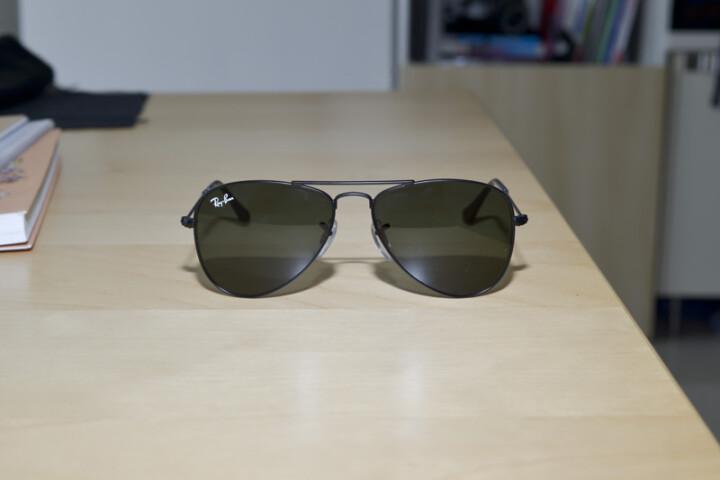 RayBan雷朋太阳镜2017新款时尚花纹镜腿墨镜太阳镜眼镜RB4260D62916Q57 晒单图