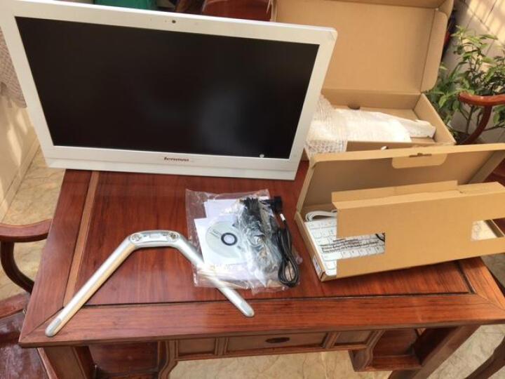 联想(Lenovo) AIO 520-24/510-23 商用办公家用游戏一体机电脑 AIO510白色/A6/4G/1T/2G独显 晒单图