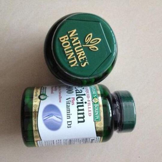 自然之宝Nature's Bounty 提高免疫力改善睡眠成人中老年补钙 美容养颜光泽头发 维生素C-500缓释胶囊100粒 晒单图